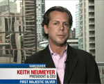 Interview with Keith Neumeyer on BNN Commodities: What 2013 has in store for First Majestic Silver