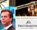 Metallwoche Interview with Keith from the Precious Metals Fair in Munich Nov. 8. 2014
