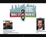 Interview with Keith Neumeyer on Wall St. for Main St. with host Jason Burack